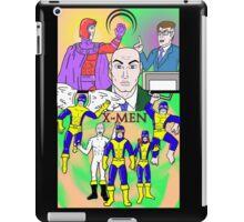 X-Men 1960s iPad Case/Skin