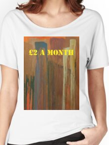 Message ...  £2 A MONTH Women's Relaxed Fit T-Shirt