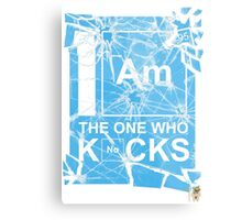 I AM THE ONE WHO KNOCKS! Metal Print