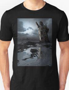 Global Warning - Statue of Liberty Unisex T-Shirt