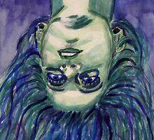 Upside Down by Angillustration