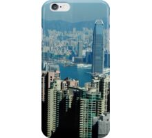 The Peak Hong Kong iPhone Case/Skin