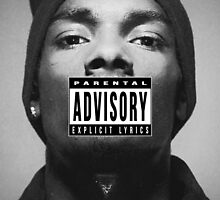 Snoop Doggy Dogg - Parental Advisory by hermitcrab