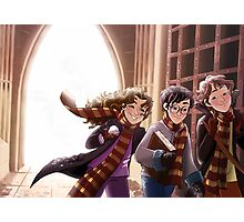 The Great Hall of Hogwarts Photographic Print