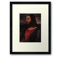 Tizian Framed Print