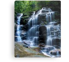 Sylvia Falls, Blue Mountains Metal Print