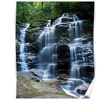 Sylvia Falls, Blue Mountains Poster