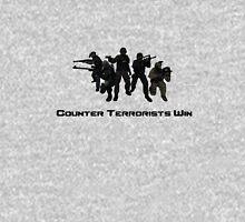 Counter Terrorists Win Unisex T-Shirt