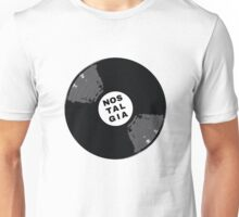 Nostalgia Records Unisex T-Shirt