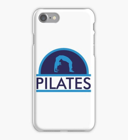 Pilates iPhone Case/Skin
