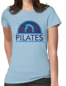 Pilates Womens Fitted T-Shirt