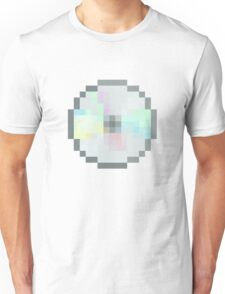 Pixel CD-ROM Unisex T-Shirt