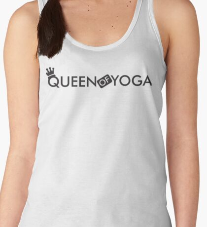 Queen of yoga Women's Tank Top