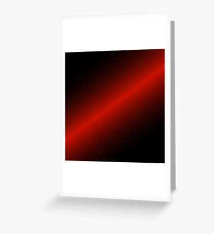 Lightsaber style colouring Greeting Card