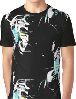 Voltron Shadowed Face Graphic T-Shirt