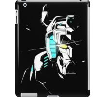 Voltron Shadowed Face iPad Case/Skin