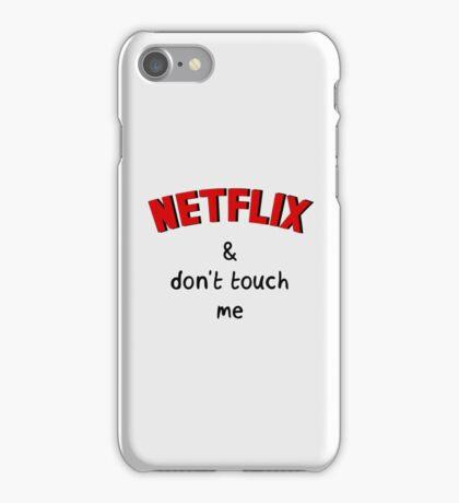 Netflix. iPhone Case/Skin