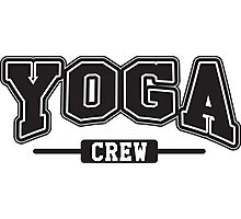 Yoga crew Photographic Print