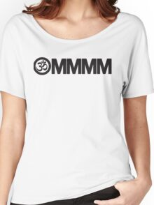 Yoga: Ommmm Women's Relaxed Fit T-Shirt