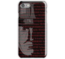 60 Story Canon iPhone Case/Skin