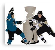 Stanley Cup Finals 2016 Canvas Print