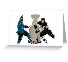 Stanley Cup Finals 2016 Greeting Card
