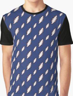 Grateful Dead Bolt Pattern Graphic T-Shirt