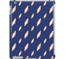 Grateful Dead Bolt Pattern iPad Case/Skin