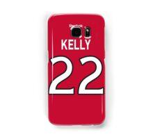 Ottawa Senators Chris Kelly Jersey Back Phone Case Samsung Galaxy Case/Skin