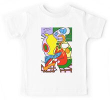 After Picasso Color 1 Kids Tee