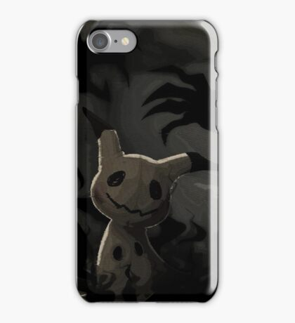 Mimikyu Pokemon iPhone Case/Skin
