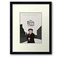 The Book Thief Framed Print