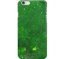 Green Nature iPhone Case/Skin