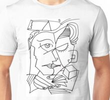 After Picasso B17 Unisex T-Shirt
