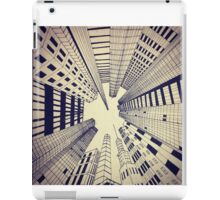 Skyscrapers  iPad Case/Skin