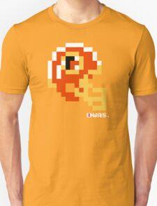 Tecmo Bowl - Washington - 8-bit - Mini Helmet shirt Unisex T-Shirt