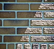 Brick wall by WingsNg