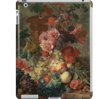 Flowers and Fruit Vintage iPad Case/Skin