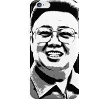 Kim Jong-Il (DPRK) iPhone Case/Skin