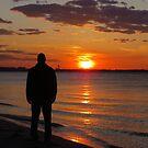 Watching a Sunset by Jacker