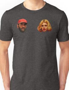 PARIS, TEXAS Unisex T-Shirt