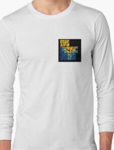 Hypnic Jerks Official Logo (Any Colour) Long Sleeve T-Shirt