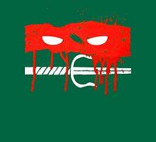 Teenage Graffiti Red Mask Unisex T-Shirt