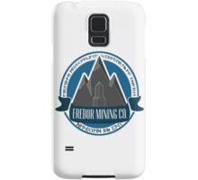 Erebor Mining Company Samsung Galaxy Case/Skin
