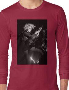 St. Vincent B&W Long Sleeve T-Shirt