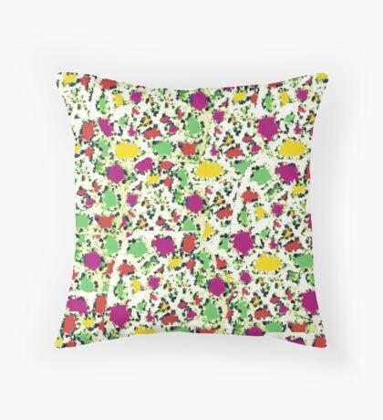 Fruit Tingle Mingle Throw Pillow