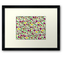 Fruit Tingle Mingle Framed Print