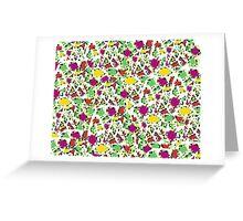 Fruit Tingle Mingle Greeting Card