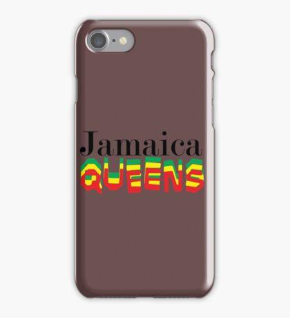 Jamaica Queens iPhone Case/Skin