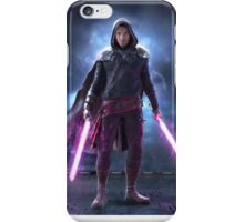 Onoro Zarezsh, The Grey Jedi iPhone Case/Skin